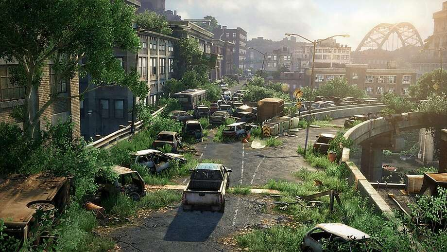 """""""The Last of Us"""" is a tense, postapocalyptic trip into terror. Photo: Uncredited, Associated Press"""