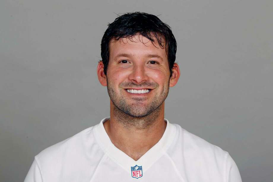 This is a photo of Tony Romo of the Dallas Cowboys NFL football team. This image reflects the Dallas Cowboys active roster as of Monday, June 10, 2013. (AP Photo) Photo: Uncredited, FRE / AP2012