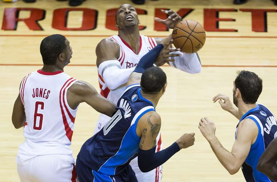 Dec. 23: Mavericks 111, Rockets 104  With an injury-riddled roster, Houston was unable to keep pace with Dallas.  Record: 18-11 Photo: Smiley N. Pool, Houston Chronicle