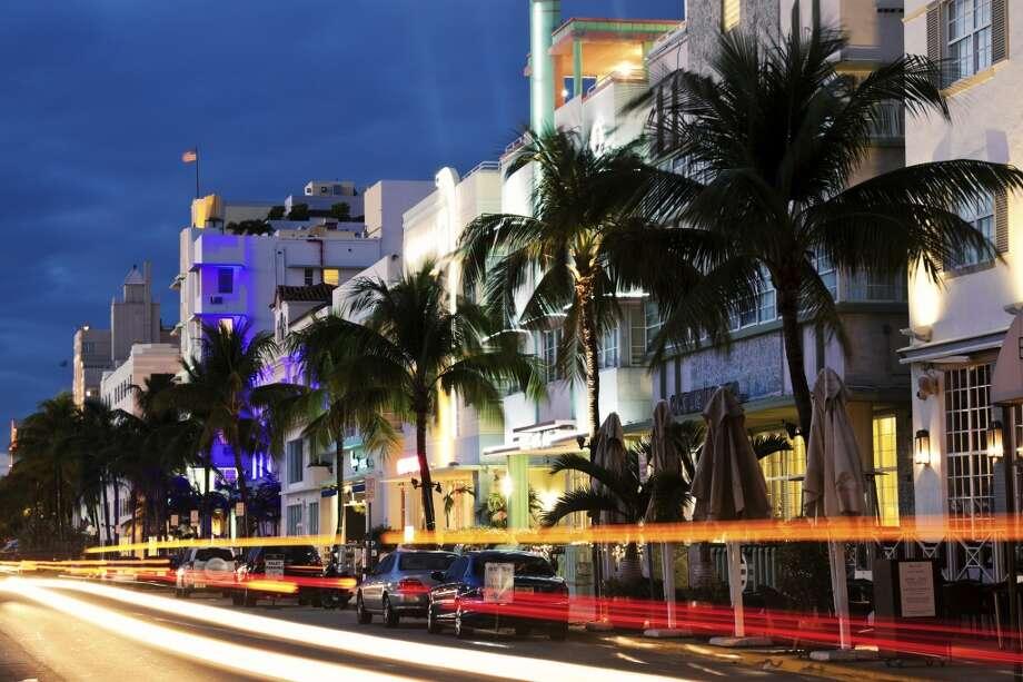 9. Miami, FL Photo: Henryk Sadura, Getty Images/Tetra Images RF