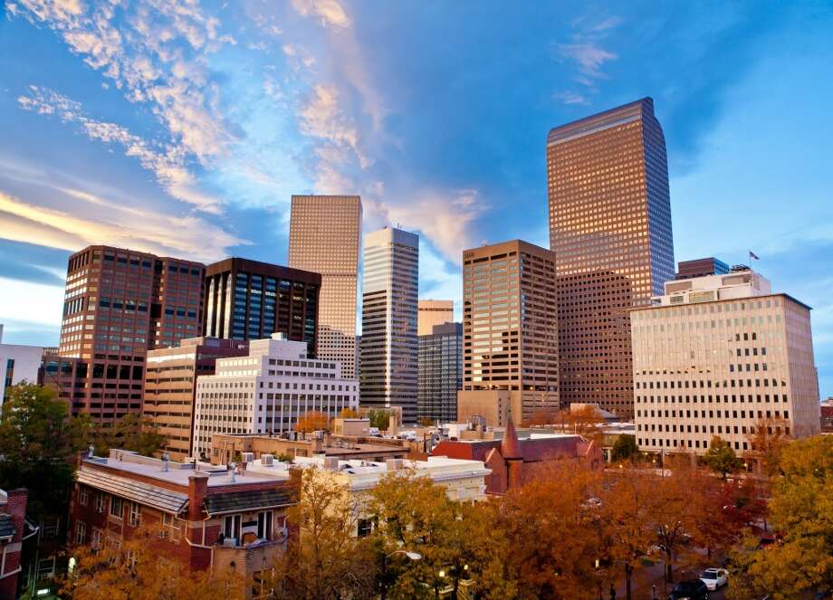 8. Denver, CO Photo: Photography By Bridget Calip, Getty Images/Flickr RF
