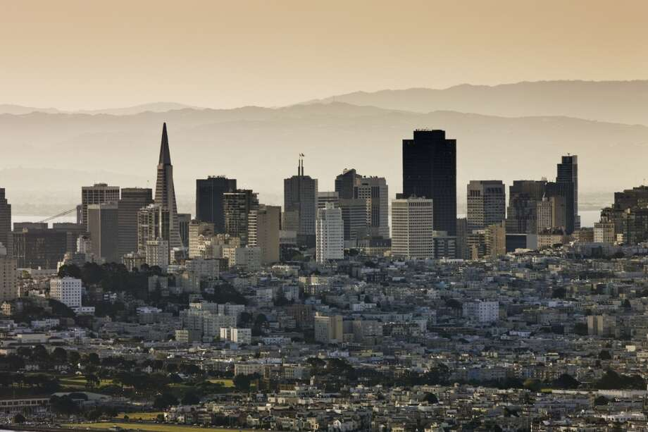 4. San Francisco, CA Photo: Bob Stefko, Getty Images