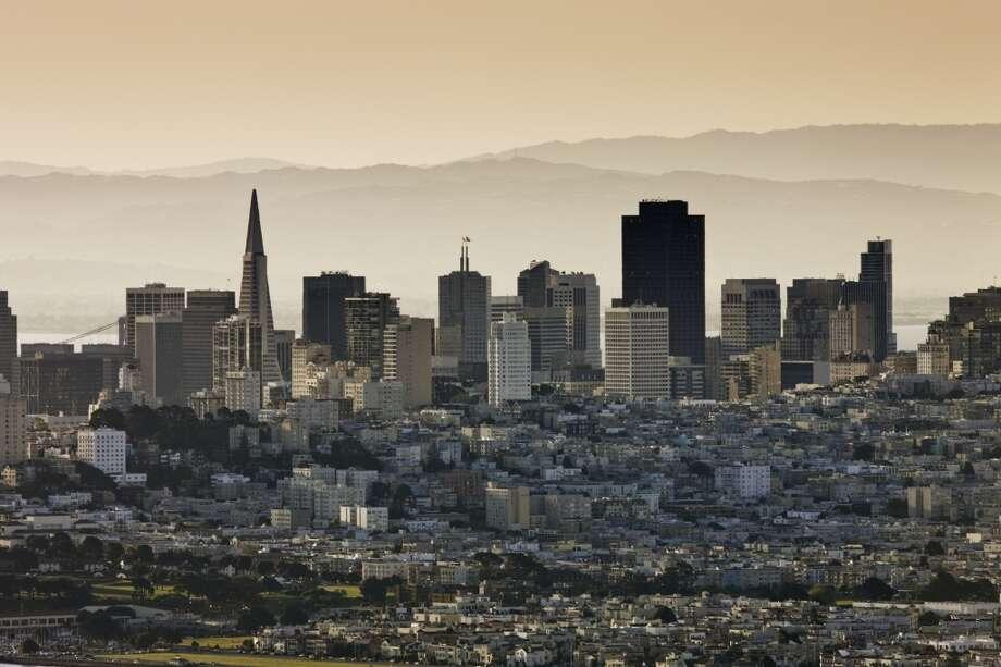 4. San Francisco, CA Photo: Bob Stefko, Getty Images