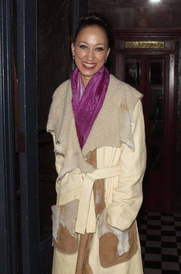 Model Pat Cleveland on November 17, 2013 in New York City. Cleveland was born in 1952. Photo: Jim Spellman, WireImage