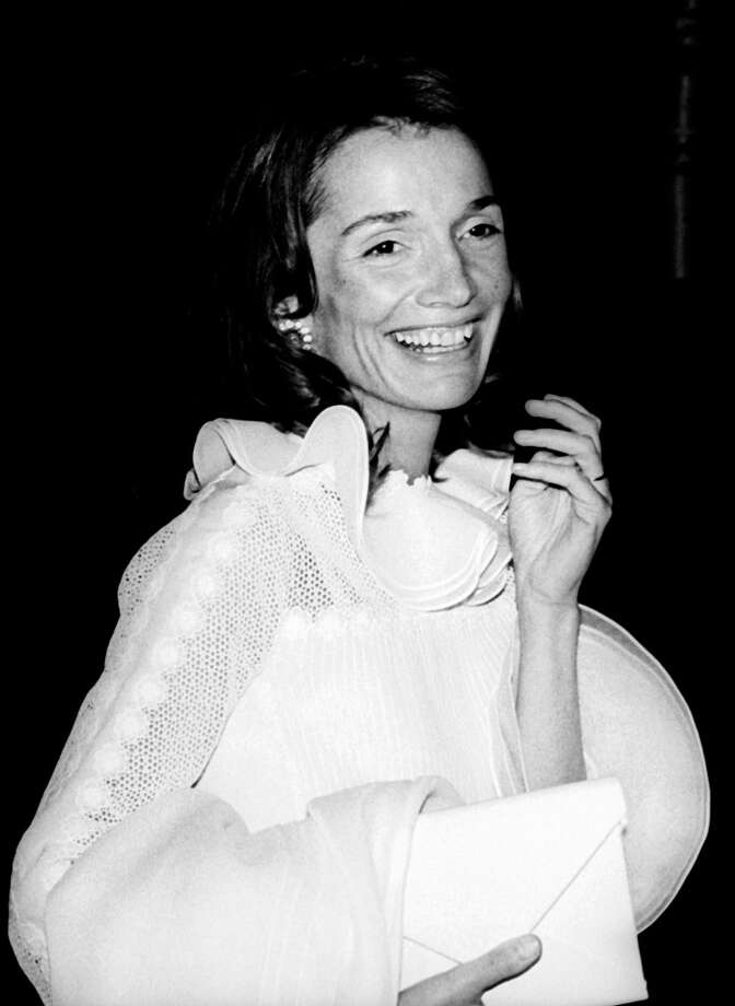 Princess Lee Radziwell (sister of Jacqueline Kennedy Onassis) on May 21, 1973 at the Museum of Modern Art in New York City. Photo: Ron Galella, WireImage