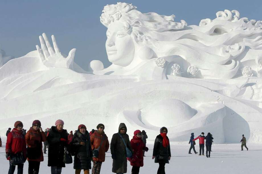 Harbin, which is in northeast China, has more than 10 million residents. Photo: Hong Wu, Getty Images / 2013 Hong Wu