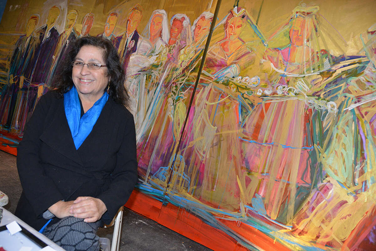 In Southtown, you can get lost in culture, art and music. Back-to-back studios at the Blue Star Contemporary Art Center display southwestern Indian, Folk, Still, Landscape and Portrait art. Read about the work of artist Carolina G. Flores, featured above.
