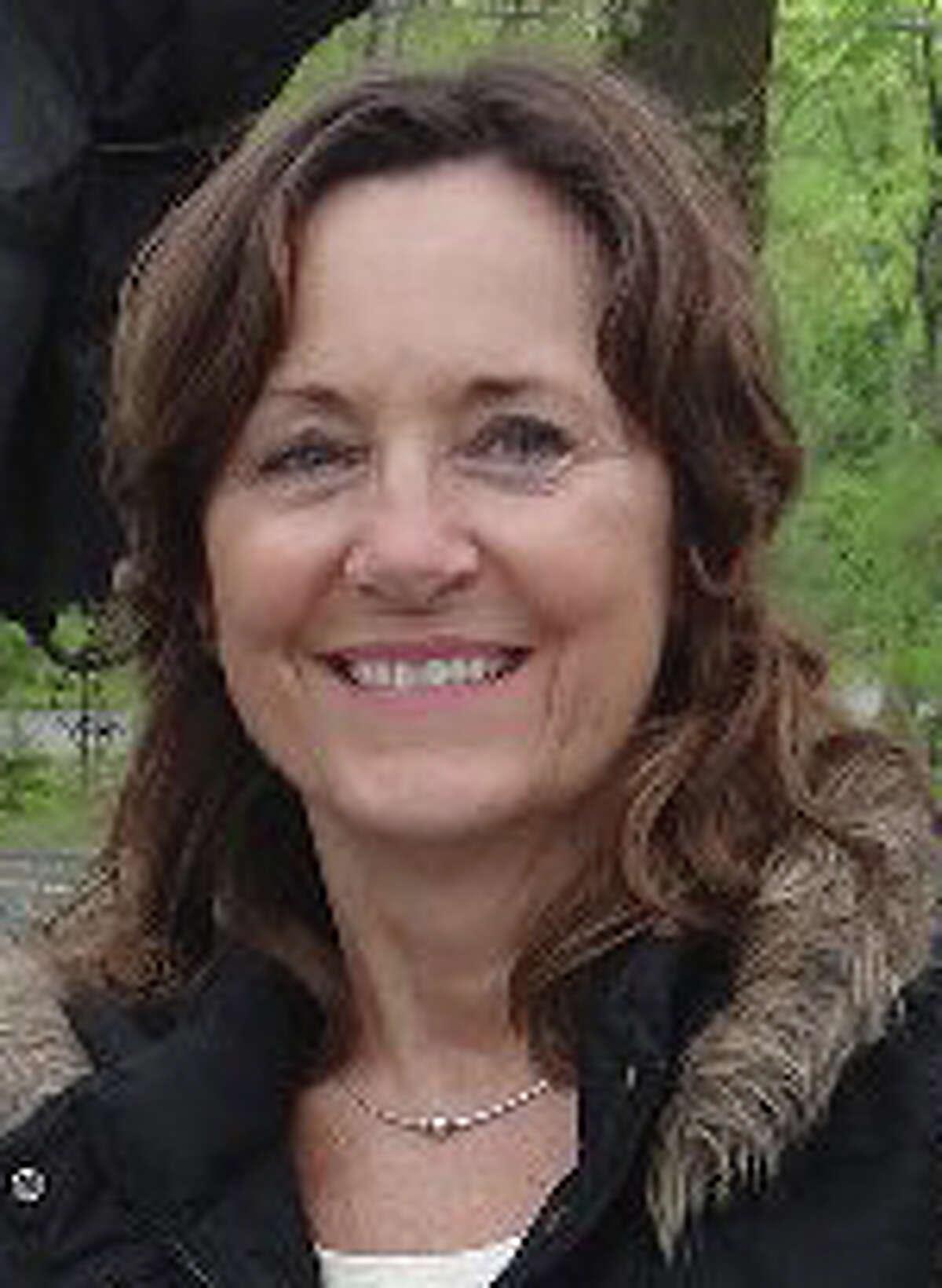 Patty Strauss, Westport town clerk.