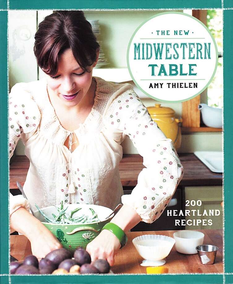 "Amy Thielen, a native of Minnesota, and host of her own Food Network show, ""Heartland Table,"" has put together a collection of traditional Midwestern recipes, many with a modern twist."