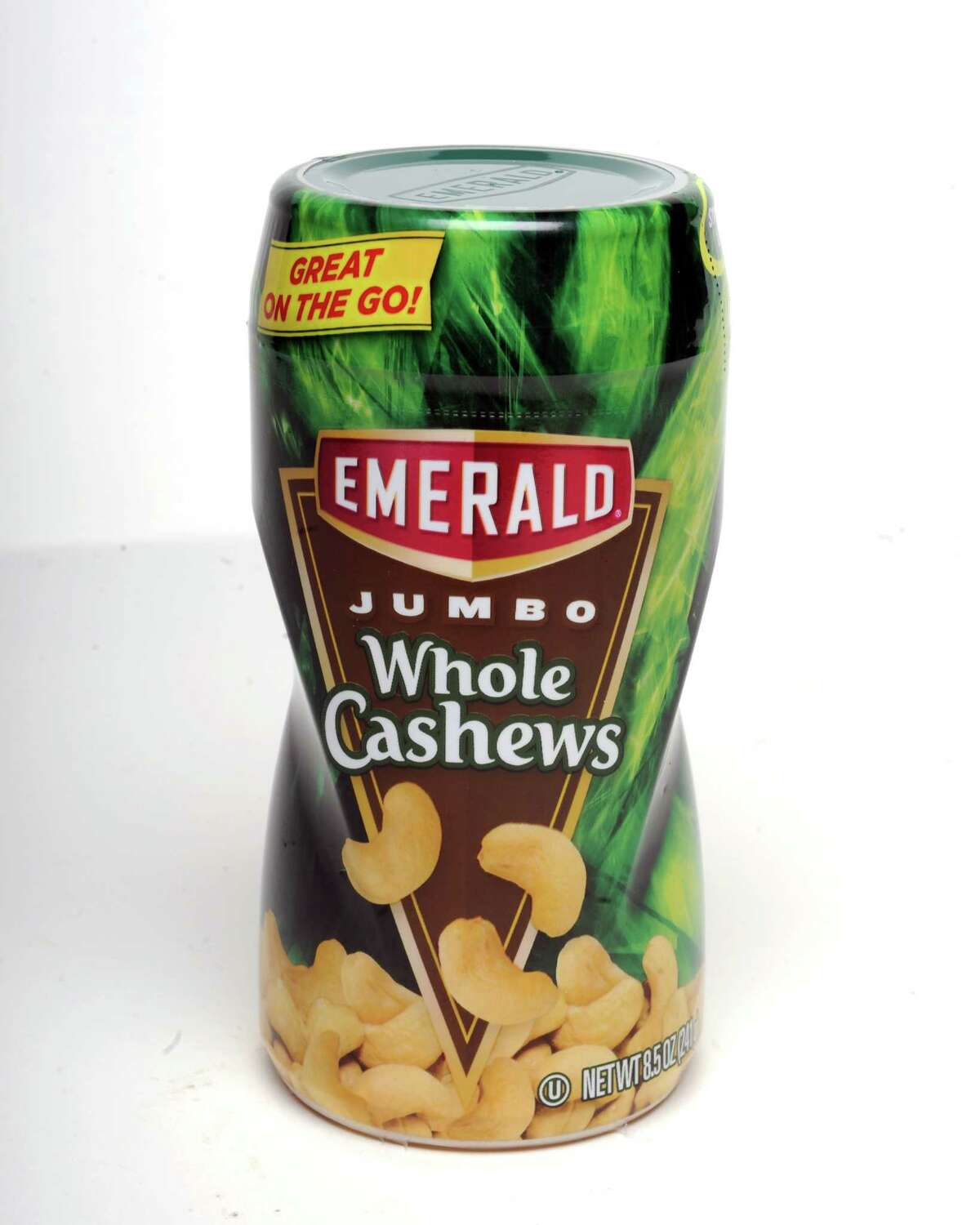 A fistful of cashews from the party bowl requires an hour's walk to work off.