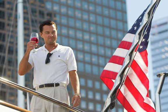 The Wolf of Wall Street (2013) American biographical black comedy film directed by Martin Scorsese, based on Jordan Belfort's memoir of the same name. The screenplay was written by Terence Winter, and the film stars Leonardo DiCaprio as Belfort, along with Jonah Hill and Matthew McConaughey,