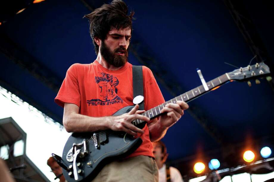 Punk heroes Titus Andronicus will perform with Craig Finn of The Hold Steady at Toad's Place in New Haven on Friday. Find out more. Photo: JULIE GLASSBERG / NYTNS