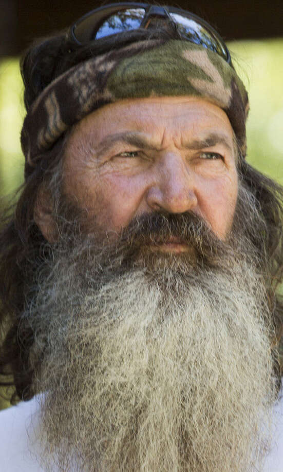 "Often-uncouth Phil Robertson of ""Duck Dynasty"" denounced the gay lifestyle. A&E regrets his uncouthness and honesty. Photo: A&E / A&E"