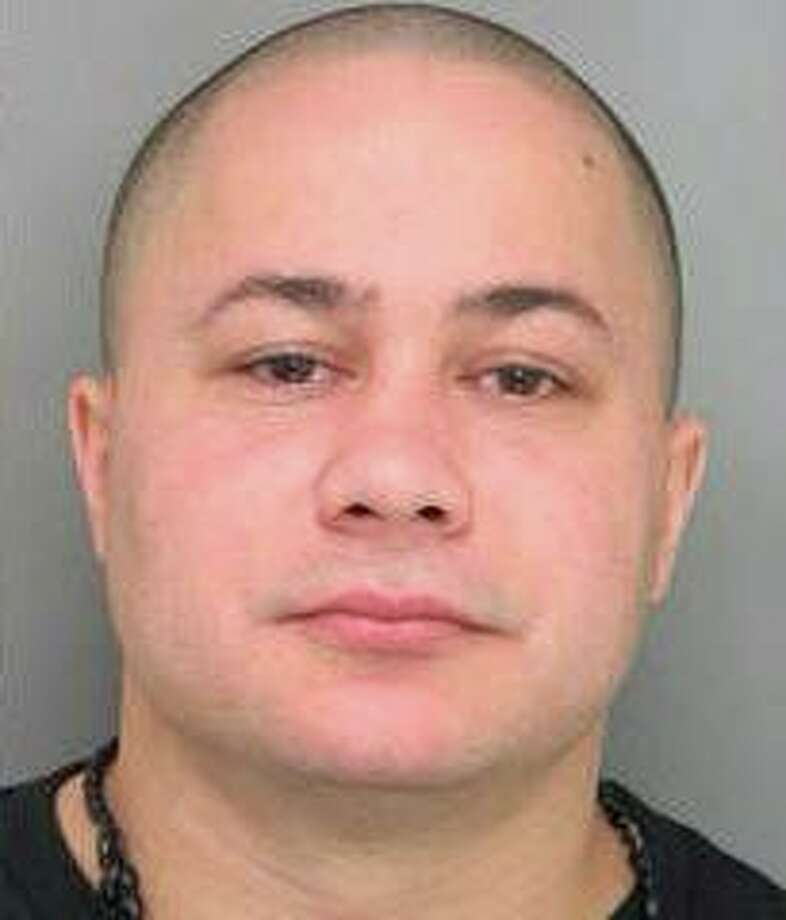 Luis Alomar, arrested early Tuesday morning, is accused of committing a string of bank robberies, including two in Greenwich early this fall. Photo: Contributed Photo / Greenwich Time contributed