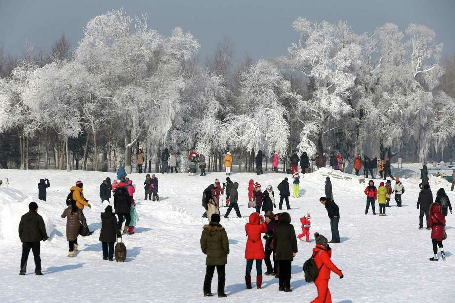 We have found the winter wonderland. Photo: Hong Wu, Getty Images / 2013 Hong Wu
