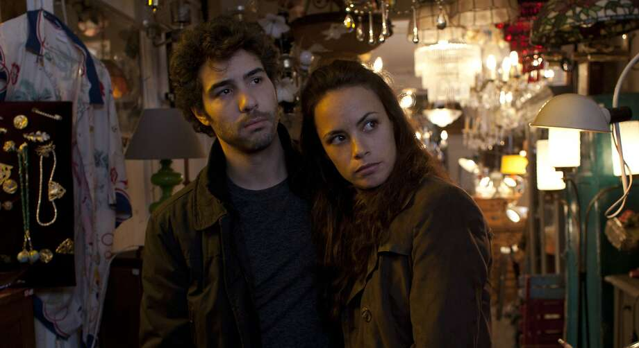 "Left to right: Tahar Rahim as Samir and BŽrŽnice Bejo as Marie star in, ""The Past."" Photo: Carole Bethuel, Sony Pictures Classics"