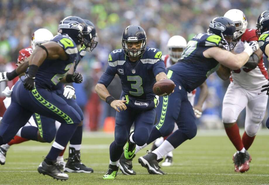 2. Seahawks (12-3) Last week: 1After being upset at home by Arizona, the Seahawks need to defeat St. Louis to secure home-field advantage in the playoffs. Photo: Elaine Thompson, Associated Press