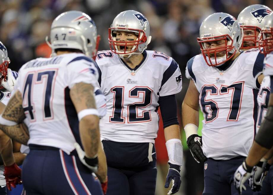 5. Patriots (11-4) Last week: 6Tom Brady has ignited the Patriots to 11 AFC East titles, the most by a starting quarterback in league history. Photo: Nick Wass, Associated Press