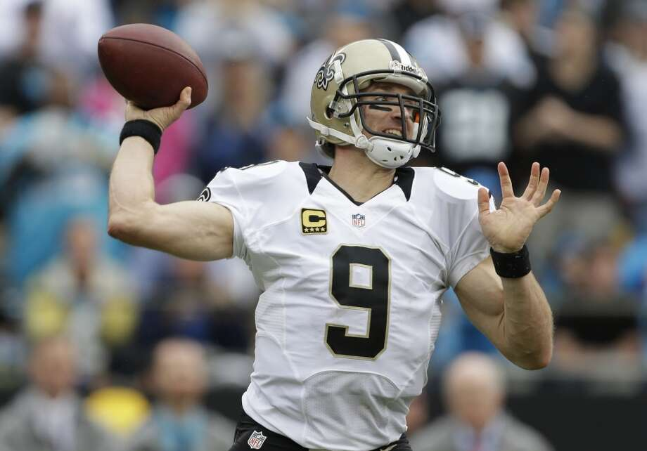 9. Saints (10-5) Last week: 7If the Saints avoid an upset against Tampa Bay, they'll finish 8-0 at the Superdome but only 3-4 on the road. Photo: Bob Leverone, Associated Press