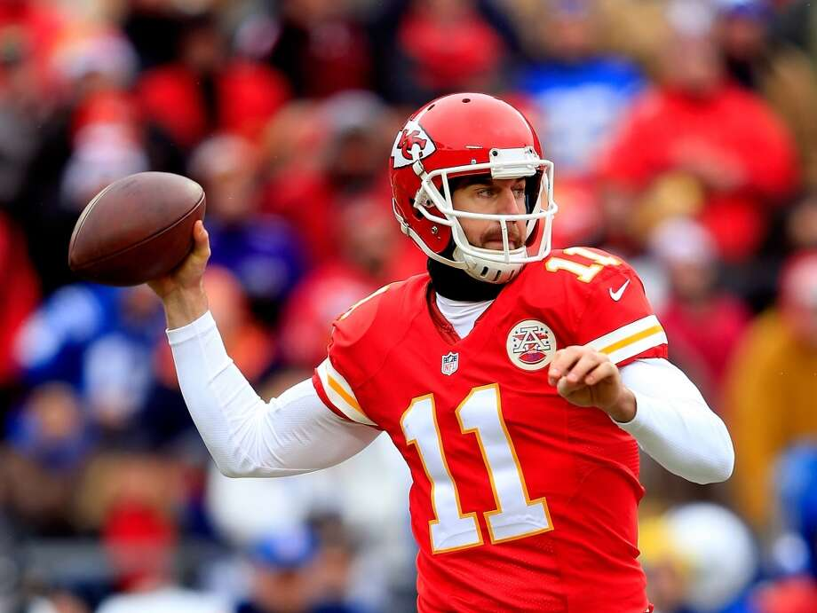 10. Chiefs (11-4) Last week: 4A victory at San Diego and a 12-4 record would almost guarantee Andy Reid the NFL Coach of the Year award. Photo: Jamie Squire, Getty Images