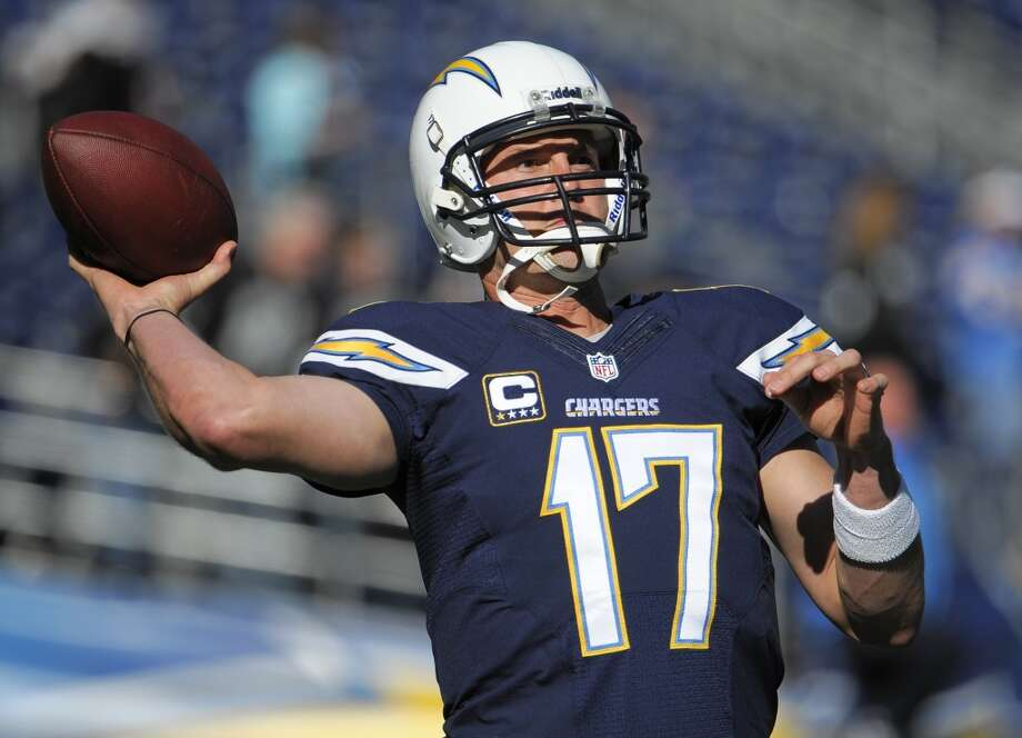 13. Chargers (8-7) Last week: 16 The Chargers have lost six one-score games. If they beat Kansas City, they'll finish with a four-game winning streak. Photo: Denis Poroy, Associated Press