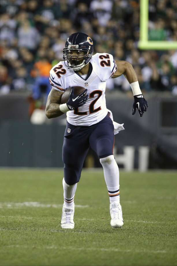 14. Bears (8-7) Last week: 10Despite being humiliated at Philadelphia, the Bears can win the NFC North if they defeat Green Bay at Soldier Field. Photo: Matt Rourke, Associated Press