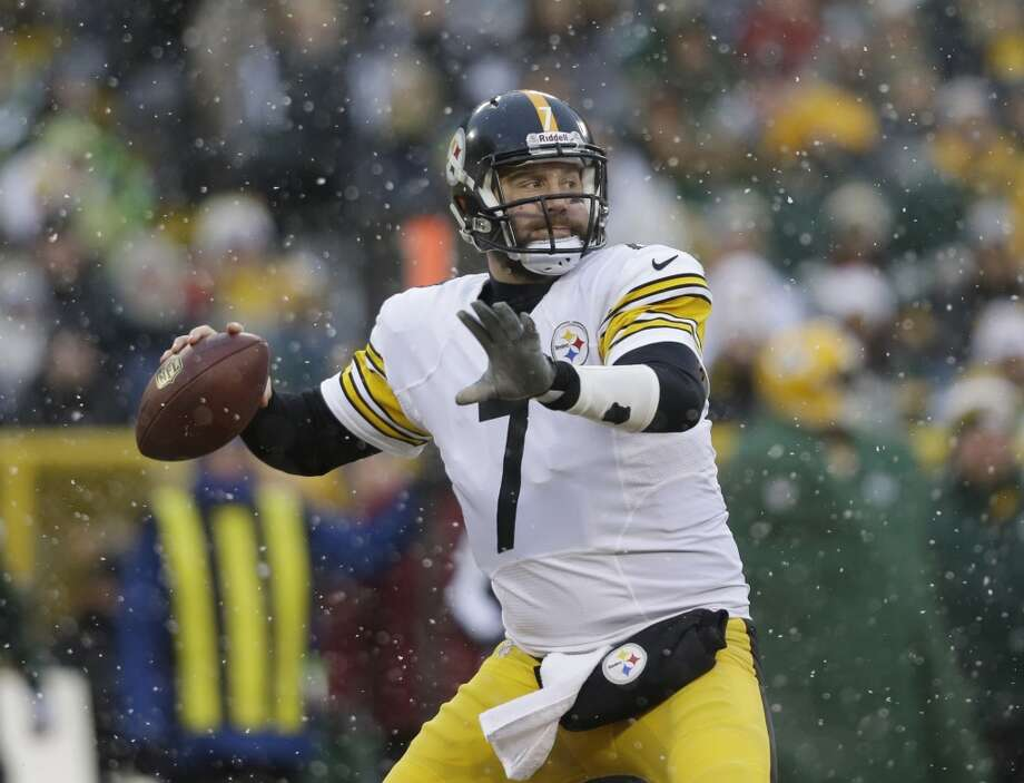 17. Steelers (7-8) Last week: 19The Steelers overcame their 0-4 start by going 7-4. They've won five of their last seven games and close against Cleveland. Photo: Jeffrey Phelps, Associated Press