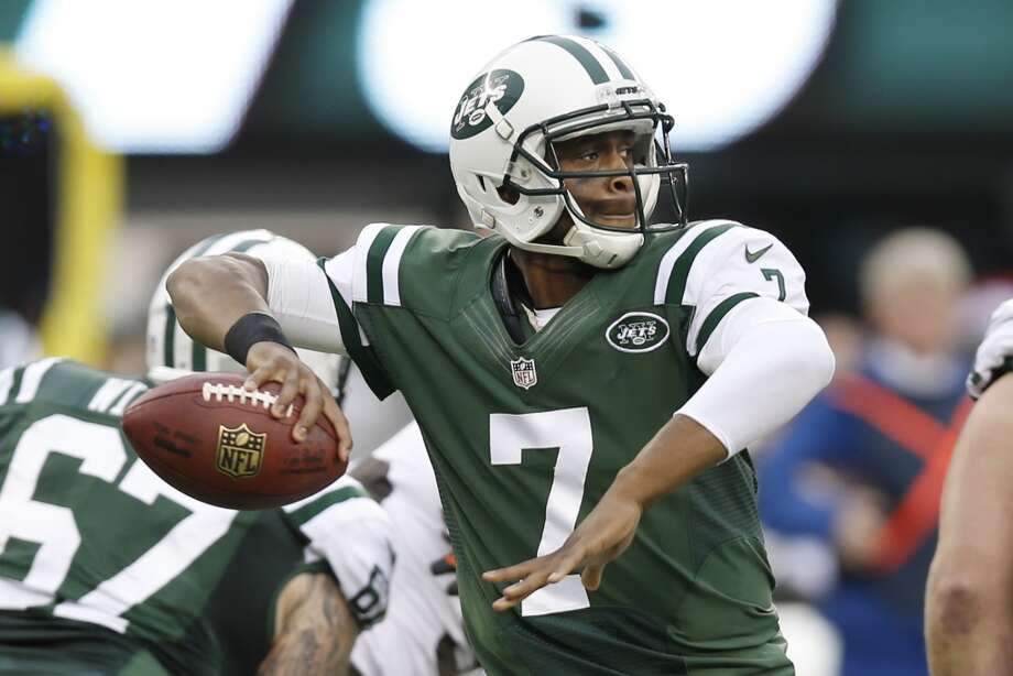 19. Jets (7-8) Last week: 21 Even if the Jets pull an upset at Miami, there are reports that Rex Ryan will be fired, despite playing rookie quarterback Geno Smith all season. Photo: Kathy Willens, Associated Press