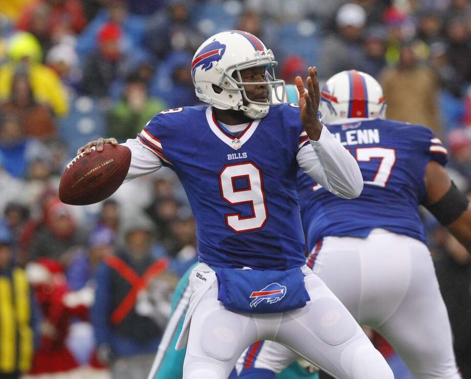 22. Bills (6-9) Last week: 22 The Bills lead the NFL with 56 sacks. They have three players with at least 10. Mario Williams leads the team with 13. Photo: Bill Wippert, Associated Press