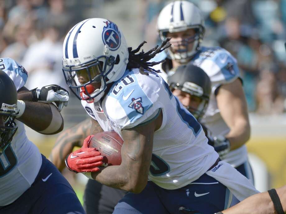 24. Titans (6-9) Last week: 26Even if the Titans beat the Texans and close with consecutive victories, there are reports that coach Mike Munchak will be fired. Photo: Phelan M. Ebenhack, Associated Press