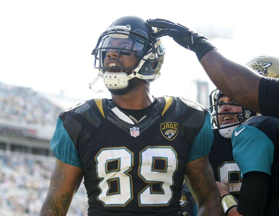 27. Jaguars (4-11) Last week: 27 Right when the Jaguars got on a roll, they lost back-to-back home games to Tennessee and Buffalo. They close at Indianapolis. Photo: Phelan M. Ebenhack, Associated Press
