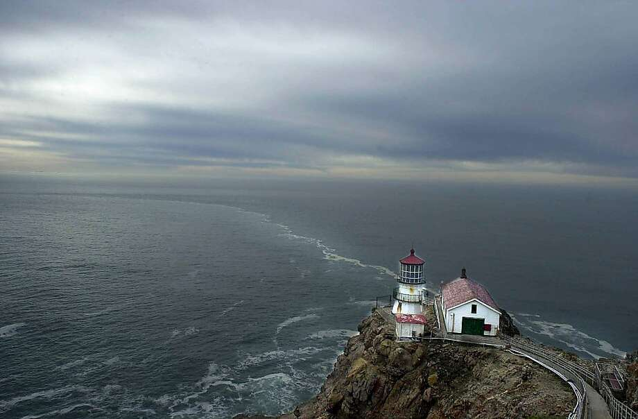 Point Reyes lighthouse Photo: Kurt Rogers, The Chronicle