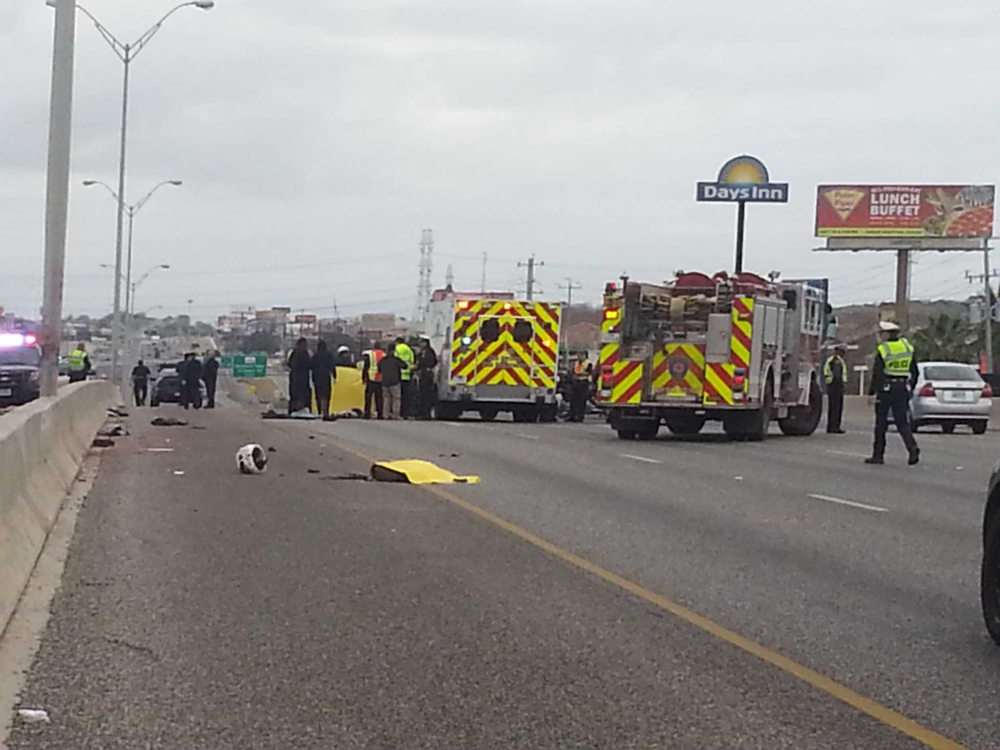 Man Killed In Motorcycle Accident San Antonio Express News