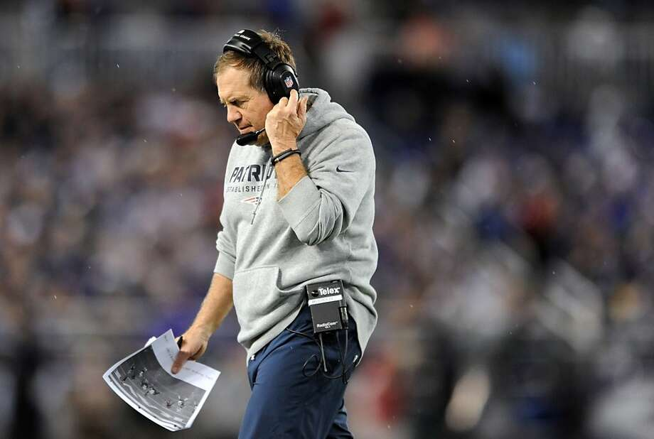 Bill Belichick says reduced workouts under the labor pact have left players more prone to injury. Photo: Gail Burton, Associated Press