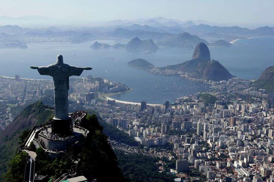 Answer 28:Rio deJaneiro Photo: Felipe Dana, STR / AP
