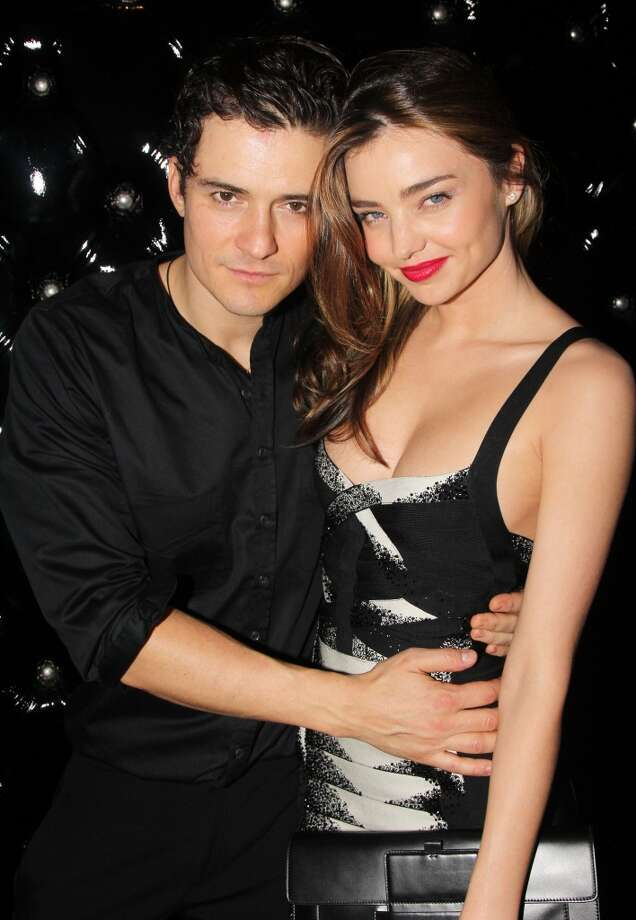 Orlando Bloom and Miranda Kerr were married in 2010 and had a son, Finn, together. They split in late 2013, citing spending too much time apart as a reason for the breakup. Photo: Bruce Glikas, FilmMagic