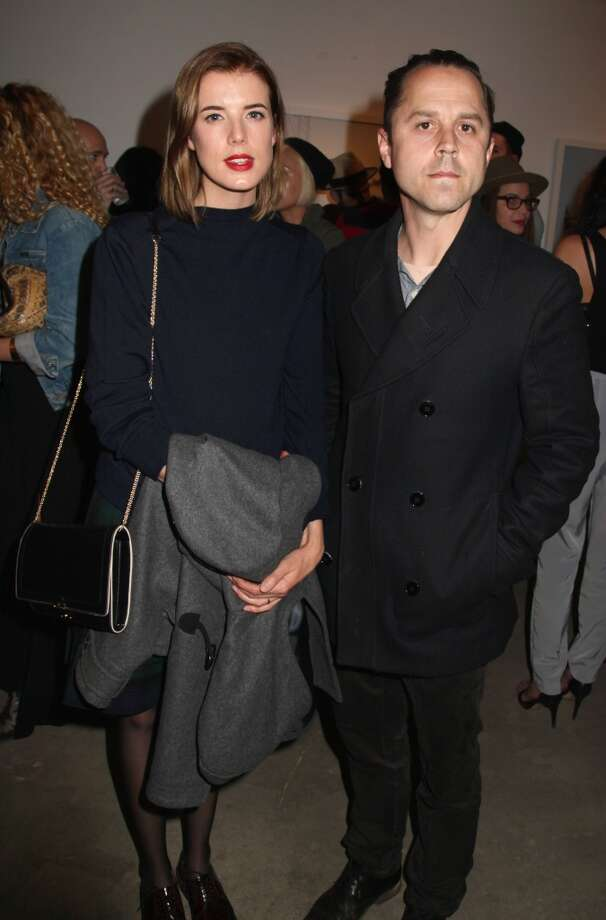British model Agyness Deyn and actor Giovanni Ribisi were married in 2012, shortly after Ribisi split from singer Cat Power, with whom he'd been dating for six years. They filed for divorce in early 2015. Photo: Paul Redmond, WireImage