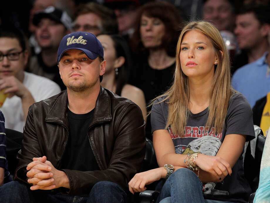 Leonardo DiCaprio then dated Bar Refaeli on and off from 2005-2011. Refaeli has said that she broke down in tears when she saw reports that DiCaprio had begun dating actress Blake Lively so soon after they broke up. Photo: Noel Vasquez, Getty Images