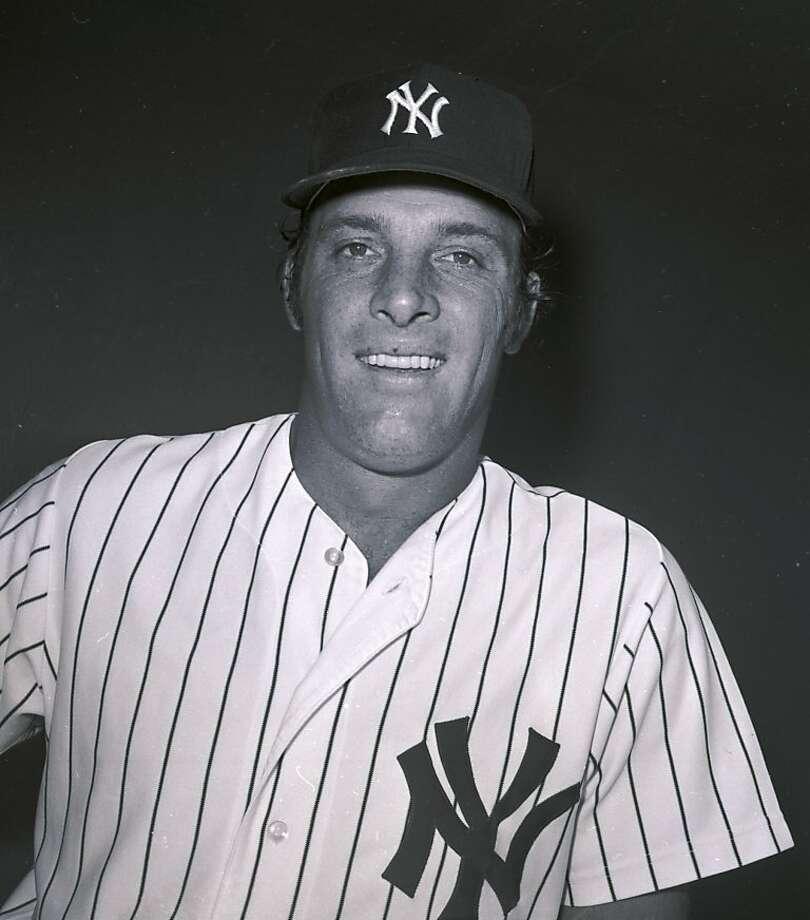 Mike Hegan: 53 career homers and 229 RBIs. Photo: Associated Press