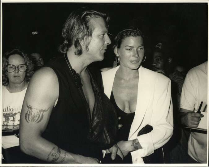 With you carre otis and mickey rourke sex scene have