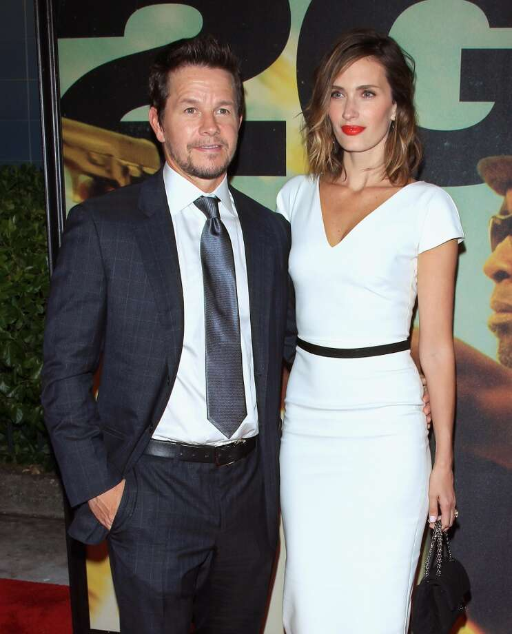 Rhea Durham then began dating actor Mark Wahlberg in 2001. The couple married in 2009 and have four kids together. Photo: Jim Spellman, WireImage