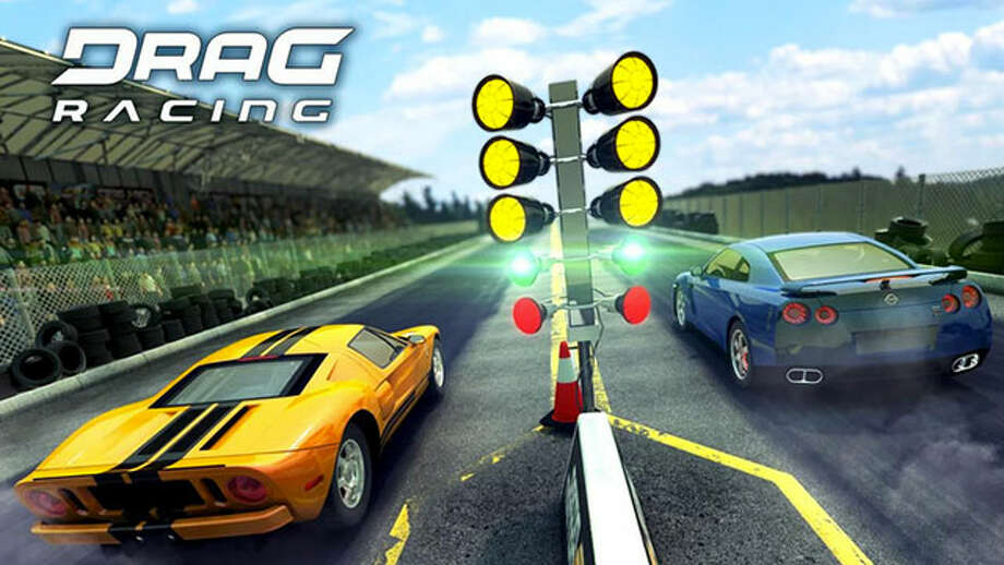 Drag Racing for Android is one of the hottest drag racing games out there. The gameplay in Drag Racing is simple — just race against another car in a straight line. Challenge your friends or race random opponents online. Race nine players at time and show off your skills in 1/4-mile, 1/2-mile and 1-mile races. Win a race and you can earn cash to upgrade your car. See how fast you can go in this addicting game. You can download Drag Racing Android app from the Google Play Storehere.