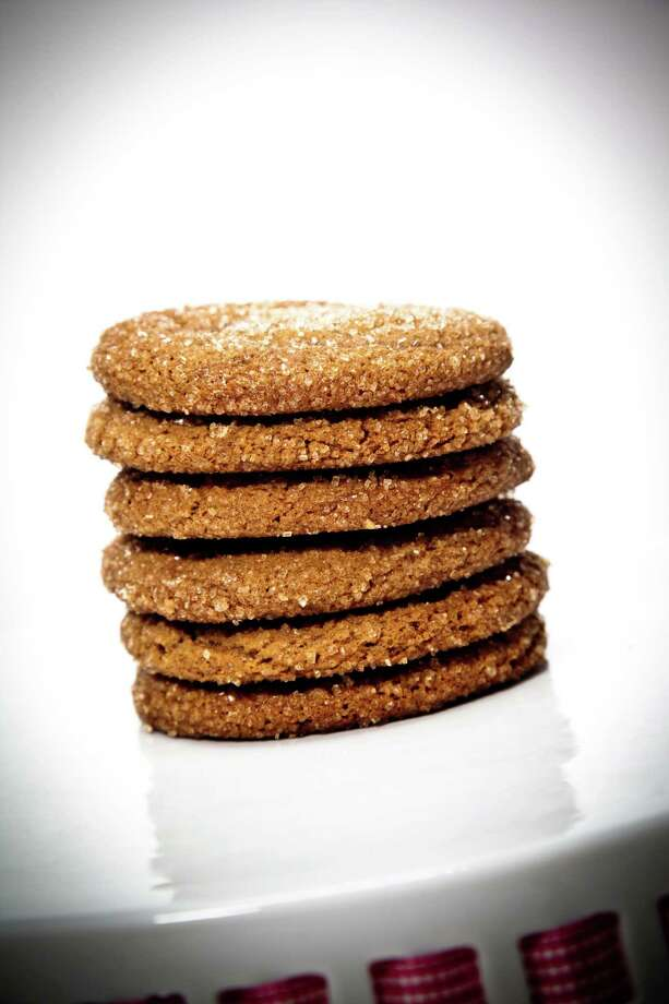 Rebecca Masson will be selling her gingersnaps and other baked goods at the Valentine's for Soldiers event at the Saint Arnold Brewery on January 21. Photo: Mark Woolcott, Owner Mark Woolcott Photography / Mark Woolcott Photography