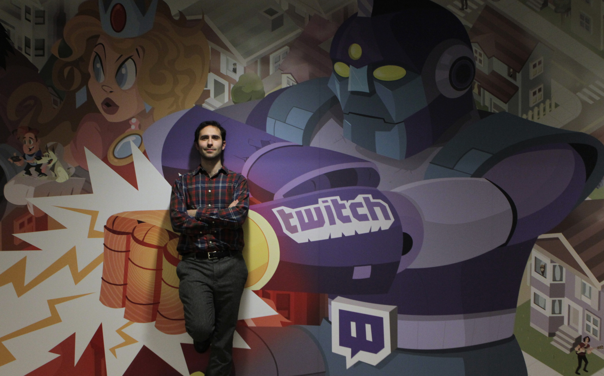 Game streaming site Twitch to host convention at Moscone