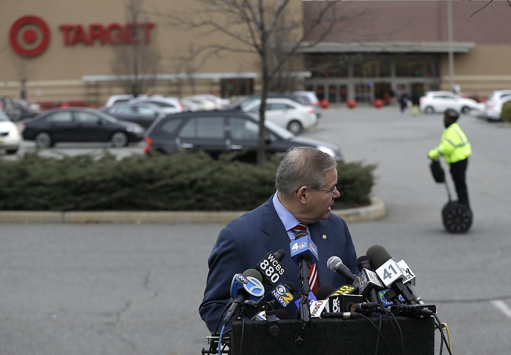Target case highlights discord over liability for stolen