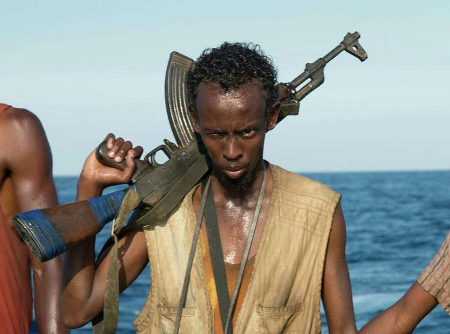 "Best supporting actorBarkhad Abdi, ""Captain Phillips"" Photo: Jasin Boland / Sony - Columbia Pictures"