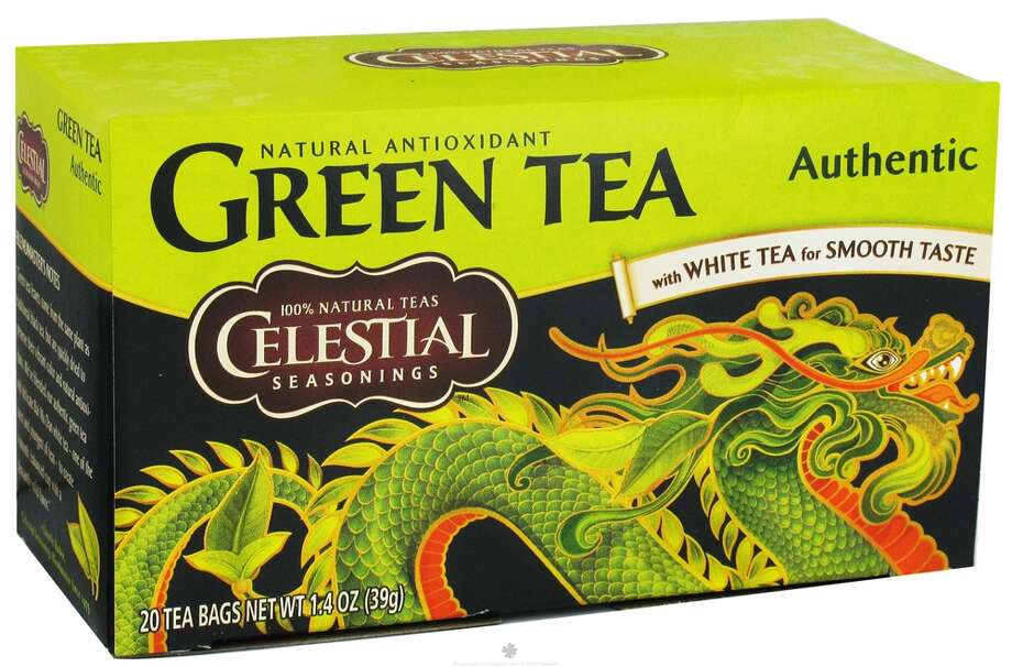 Celestial  Seasonings green tea Photo: Courtesy Photo