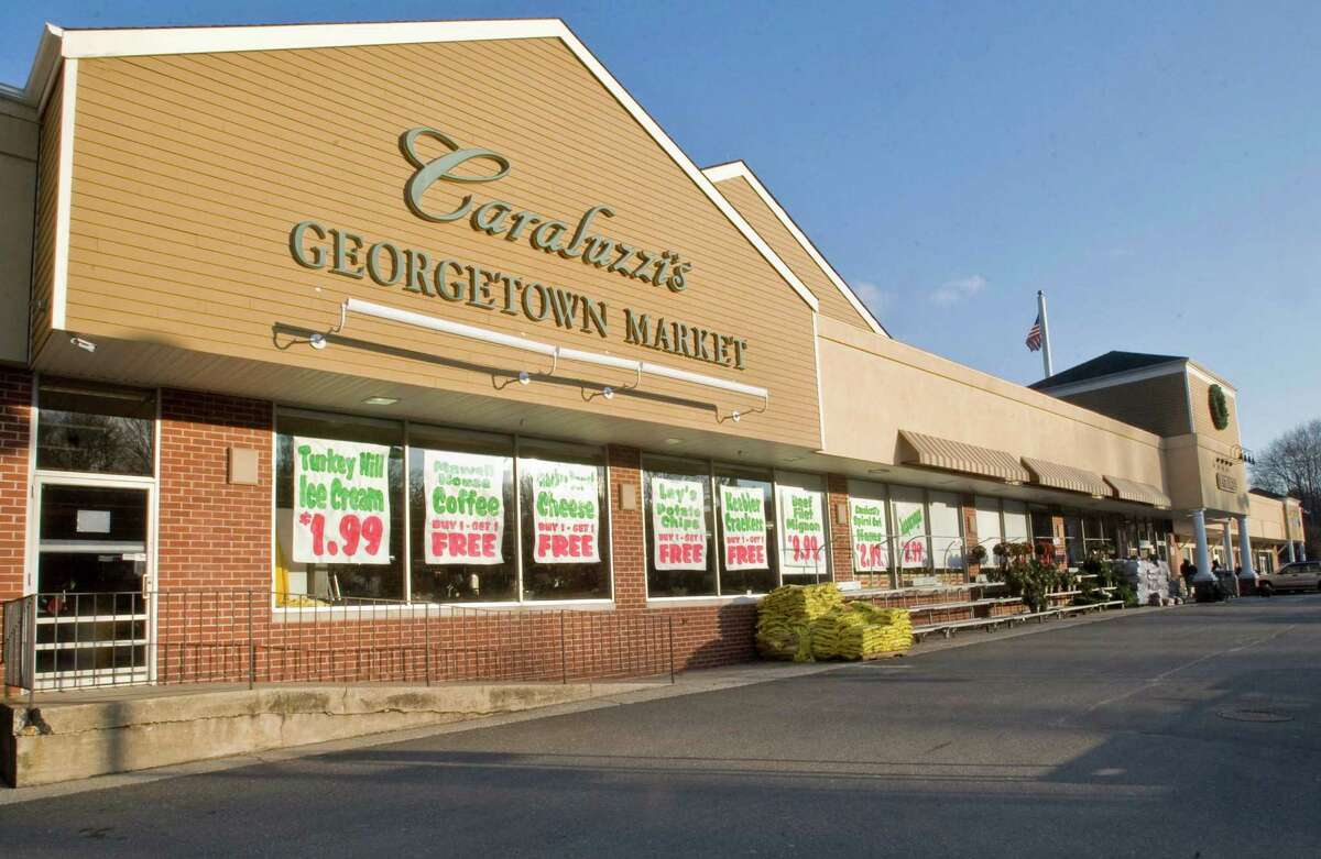 Caraluzzi's Georgetown Market. Thursday, Dec. 26, 2013