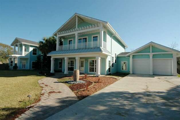 The Extreme Makeover home at 1013 Delesandri Lane in Kemah is now on the market.