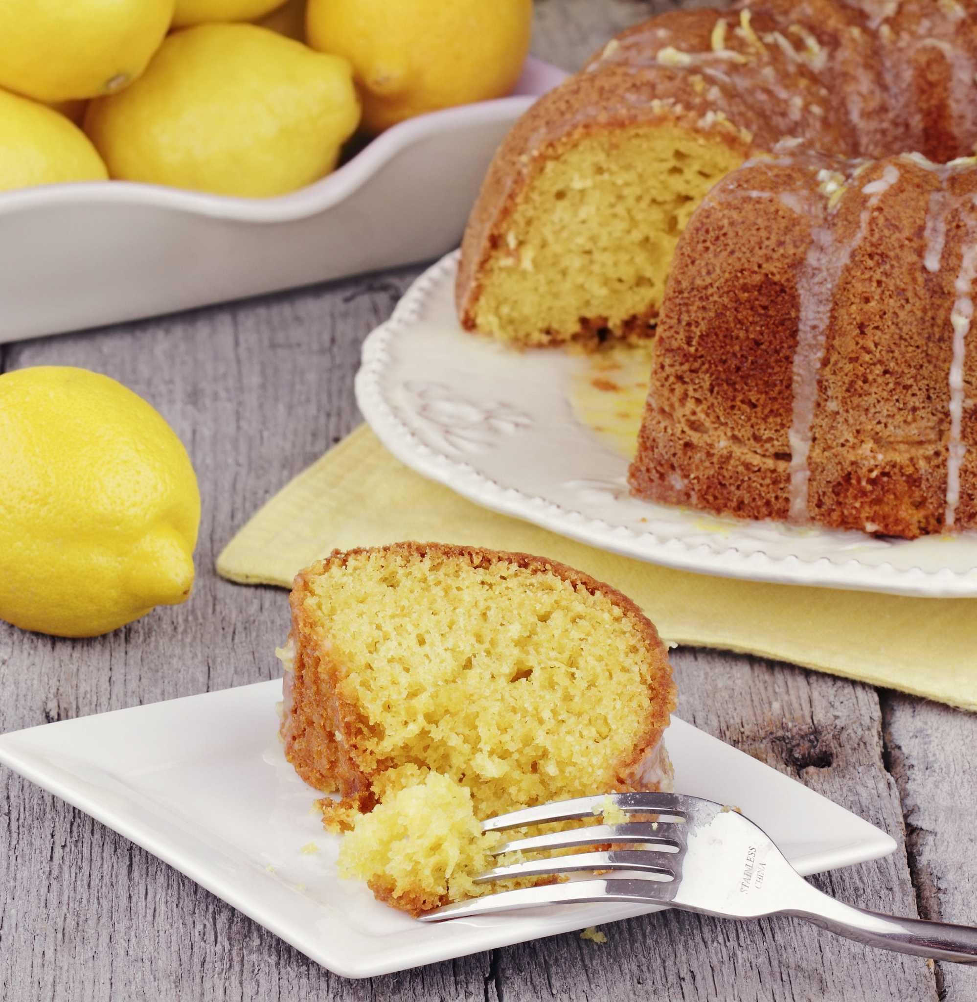 Recipe: Lemon Velvet Cake - San Antonio Express-News